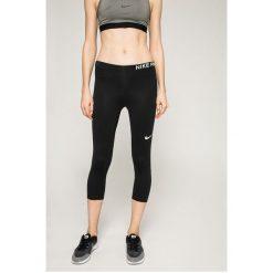 Nike - Legginsy. Szare legginsy sportowe damskie Nike. W wyprzedaży za 119.90 zł.