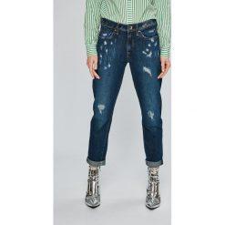 G-Star Raw - Jeansy Midge Saddle. Niebieskie jeansy damskie G-Star Raw. W wyprzedaży za 359.90 zł.