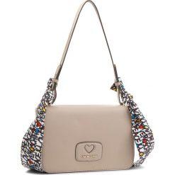 Torebka LOVE MOSCHINO - JC4253PP05KF0108 Tortora. Brązowe torebki do ręki damskie Love Moschino, ze skóry ekologicznej. W wyprzedaży za 449.00 zł.