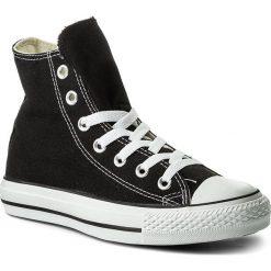 Trampki CONVERSE - All Star Hi M9160 Black. Czarne trampki męskie Converse, z materiału. W wyprzedaży za 219.00 zł.