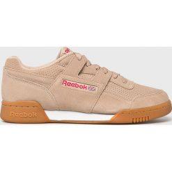 Reebok Classic - Buty Workout Plus. Szare buty sportowe męskie Reebok Classic, z gumy. W wyprzedaży za 319.90 zł.