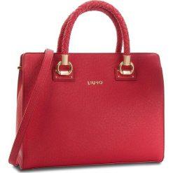 Torebka LIU JO - L Satchel Manhattan N68099 E0087 Red 91656. Czerwone torebki do ręki damskie Liu Jo, ze skóry ekologicznej. Za 689.00 zł.