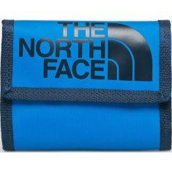 The North Face - Portfel. Szare portfele męskie The North Face, z materiału. W wyprzedaży za 69.90 zł.