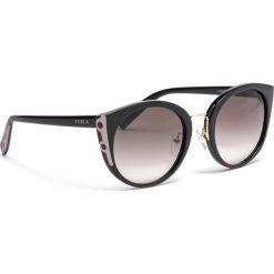 Okulary przeciwsłoneczne FURLA - Rialto 995309 D 238F REM Onyx. Okulary przeciwsłoneczne damskie marki QUECHUA. Za 850.00 zł.