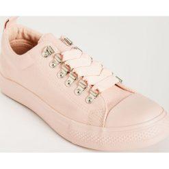 23ec0c35f2d77 Różowe trampki - Różowy. Trampki i tenisówki damskie marki Sinsay. Za 59.99  zł.
