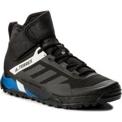 Buty adidas - Terrex Trail Cross Protect CQ1746 Blubea/Cblack/Conavy. Czarne trekkingi męskie Adidas, z materiału. W wyprzedaży za 439.00 zł.