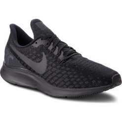 Buty NIKE - Air Zoom Pegasus 35 942851 002 Black/Oil Grey/White. Czarne buty sportowe męskie Nike, z materiału. W wyprzedaży za 369.00 zł.