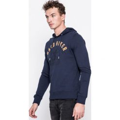 Produkt by Jack & Jones - Bluza. Szare bluzy męskie PRODUKT by Jack & Jones, z nadrukiem, z dzianiny. W wyprzedaży za 69.90 zł.