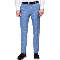 Spodnie LEONARDO GDNS900086. Eleganckie spodnie męskie marki Giacomo Conti. Za 499.00 zł.