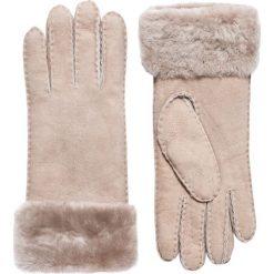 Emu Australia - Rękawiczki Apollo Bay Gloves. Czerwone rękawiczki damskie Emu Australia, z materiału. W wyprzedaży za 339.90 zł.