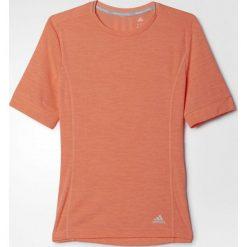 Adidas Koszulka biegowa Supernova Pomarańczowa, Rozmiar S (AK2106*S). Bluzki damskie Adidas. Za 99.10 zł.