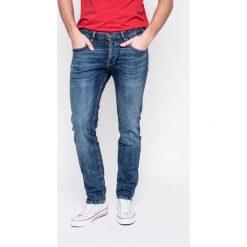 Review - Jeansy Simon. Szare jeansy męskie Review. W wyprzedaży za 169.90 zł.