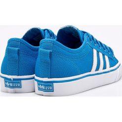 Adidas Originals - Buty Nizza. Szare obuwie sportowe damskie adidas Originals. W wyprzedaży za 219.90 zł.