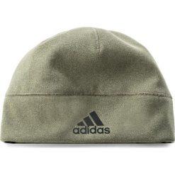 Czapka adidas - Clmht Flc Beani BR0824 Tracar/Tracar/Blkref. Zielone czapki i kapelusze męskie Adidas. Za 79.00 zł.