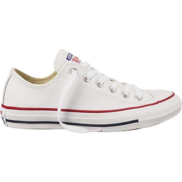 ce54fc4541756 Białe Skórzane Trampki Converse Chuck Taylor All Star - Trampki i ...