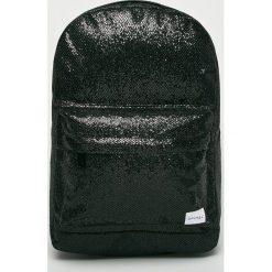 Spiral - Plecak. Czarne plecaki damskie Spiral. W wyprzedaży za 129.90 zł.