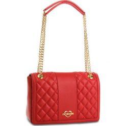 Torebka LOVE MOSCHINO - JC4000PP16LA0500 Rosso. Czerwone torebki do ręki damskie Love Moschino, ze skóry ekologicznej. Za 919.00 zł.