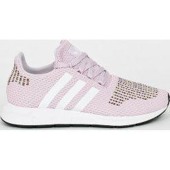 Adidas Originals - Buty Swift Run. Szare obuwie sportowe damskie adidas Originals, z materiału. W wyprzedaży za 329.90 zł.