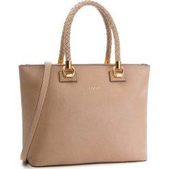 Torebka LIU JO - L Tote Manhattan A68094 E0011  71316. Brązowe torebki do ręki damskie Liu Jo, ze skóry ekologicznej. Za 689.00 zł.