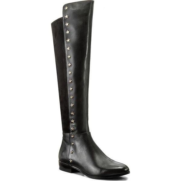 b8fc69c1d017f Muszkieterki MICHAEL KORS - Bromley Flat Boot 40F7BOFB5L Black ...
