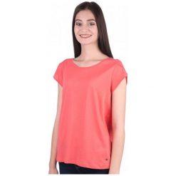 Mustang T-Shirt Damski Xs Czerwony. Czerwone t-shirty damskie Mustang. W wyprzedaży za 55.00 zł.