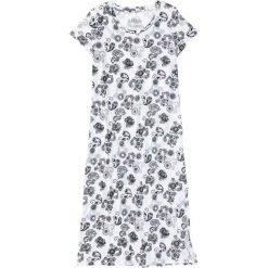 Koszula nocna, długa bonprix biel wełny - szary wzorzysty. Koszule nocne damskie marki MAKE ME BIO. Za 54.99 zł.