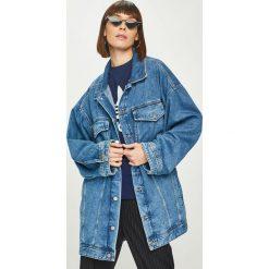 Pepe Jeans - Kurtka Marley. Szare kurtki damskie Pepe Jeans, z bawełny. Za 599.90 zł.