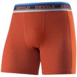 Devold Bokserki Męskie Hiking Man Boxer Ketchup Xl. Bielizna termoaktywna męska Devold, ze skóry. W wyprzedaży za 129.00 zł.