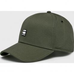 G-Star Raw - Czapka. Szare czapki i kapelusze męskie G-Star Raw. Za 179.90 zł.