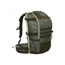 Plecak myśliwski X-ACC 45l COMPACT. Brązowe plecaki damskie SOLOGNAC, z materiału. Za 249.99 zł.