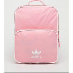 Adidas Originals - Plecak. Szare plecaki damskie adidas Originals, z materiału. W wyprzedaży za 139.90 zł.