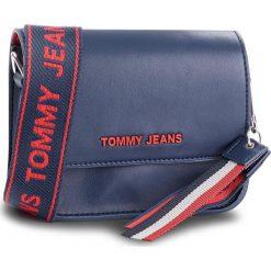 Torebka TOMMY JEANS - Tj Fem Boxy Crossove AW0AW06034 496. Listonoszki damskie marki bonprix. W wyprzedaży za 379.00 zł.