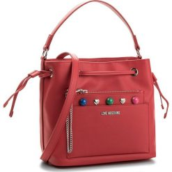 Torebka LOVE MOSCHINO - JC4305PP05KO0500  Rosso. Czerwone torebki do ręki damskie Love Moschino, ze skóry ekologicznej. W wyprzedaży za 569.00 zł.