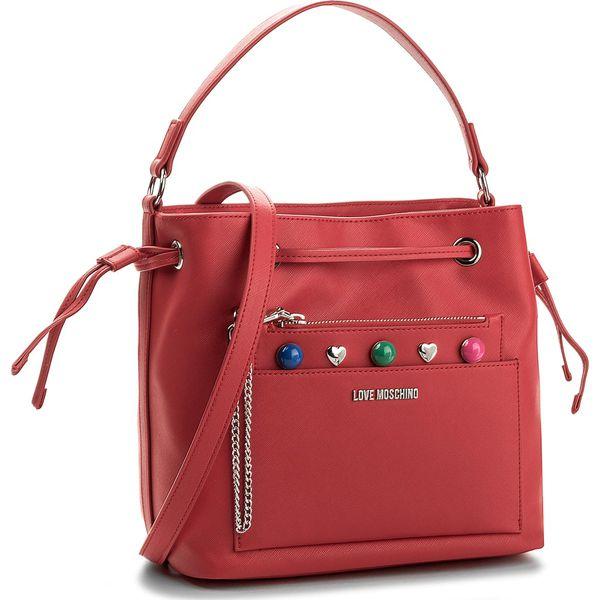 d61bd95265c80 Torebka LOVE MOSCHINO - JC4305PP05KO0500 Rosso - Czerwone torebki do ...
