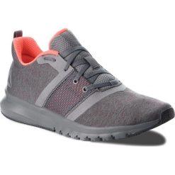 Buty Reebok - Print Lite Rush CN2642 Alloy/Coal/Atomic Red. Szare buty sportowe męskie Reebok, z materiału. W wyprzedaży za 209.00 zł.