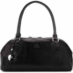 Torebka damska 35-4-530-1. Czarne torebki do ręki damskie Wittchen. Za 799.00 zł.