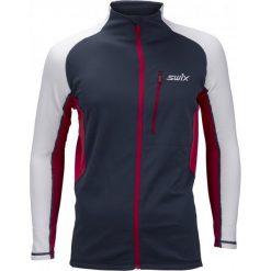 Swix Bluza Męska Dynamic Niebieski/Biały L. Białe bluzy męskie Swix, z polaru. Za 345.00 zł.