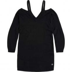 Sukienka w kolorze czarnym. Czarne sukienki dla dziewczynek Pepe Jeans. W wyprzedaży za 119.95 zł.