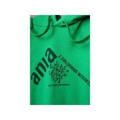 """""""Ania z zielonego wzgórza"""" - bluza (vol.2). Zielone bluzy damskie Kurdemol, z dresówki. Za 169.00 zł."""