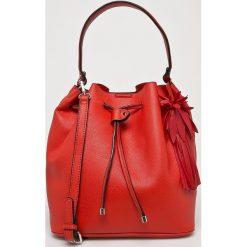 Answear - Torebka. Różowe torby na ramię damskie ANSWEAR. W wyprzedaży za 129.90 zł.