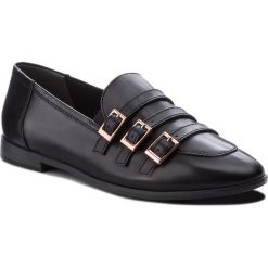 Półbuty TAMARIS - 1-24201-21 Black Leather 003. Czarne półbuty damskie Tamaris, ze skóry. Za 249.90 zł.