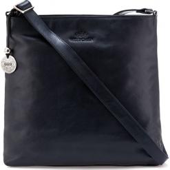 Torebka damska 35-4-053-7. Niebieskie torebki do ręki damskie Wittchen, w paski. Za 899.00 zł.