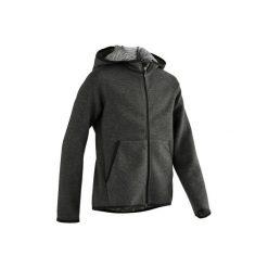 Bluza 500 Gym. Czarne bluzy dla chłopców DOMYOS. Za 64.99 zł.