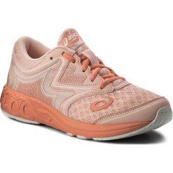 Buty ASICS - Noosa Gs C711N Seashell Pink/Begonia Pink/White 1706. Czerwone obuwie sportowe damskie Asics, z materiału. W wyprzedaży za 199.00 zł.