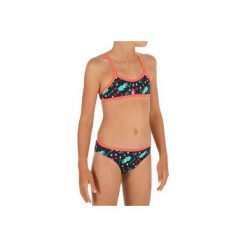 Kostium 2cz BONI CACTUS JR. Różowe stroje kąpielowe dla dziewczynek OLAIAN. W wyprzedaży za 29.99 zł.