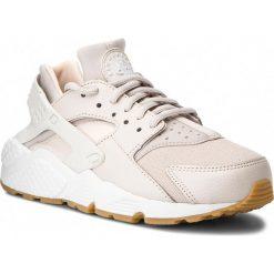 Buty NIKE - Air Huarache Run 634835 034 Desert Sand/Summit White. Brązowe obuwie sportowe damskie Nike, z materiału. W wyprzedaży za 369.00 zł.