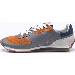 Pepe Jeans - Buty. Szare buty sportowe męskie Pepe Jeans, z gumy. W wyprzedaży za 219.90 zł.