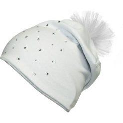 Dziecięca czapka bawełniana W-74. Szare czapki dla dzieci Proman, z bawełny. Za 28.60 zł.