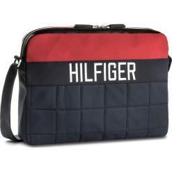 Torba na laptopa TOMMY HILFIGER - Hilfiger Go Messenger AM0AM03227 901. Torby na laptopa męskie Tommy Hilfiger. W wyprzedaży za 239.00 zł.