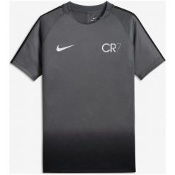 Nike Koszulka Piłkarska cr7 Y Nk Dry Sqd Top Ss Gx Xl. T-shirty dla chłopców marki Nike. W wyprzedaży za 99.00 zł.